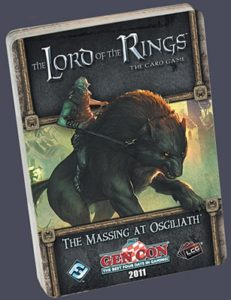 Lord of the Rings LCG: Massing at Osgiliath