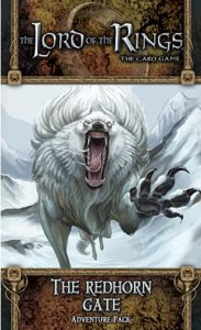 Lord of the Rings LCG: Redhorn Gate
