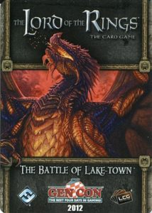 Lord of the Rings LCG: the Battle of Lake-Town