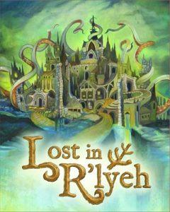 Lost in R'lyeh