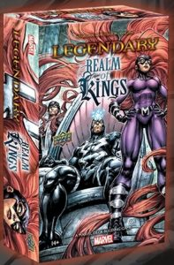Legendary: A Marvel Deck Building Game – Realm of Kings