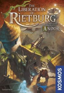 Legends of Andor: The Liberation of Rietburg