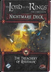The Lord of the Rings: The Card Game – Nightmare Deck: The Treachery of Rhudaur