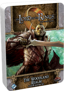 The Lord of the Rings: The Card Game – The Woodland Realm POD