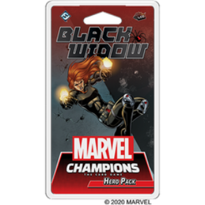 Marvel Champions: The Card Game – Black Widow Hero Pack - PREORDER