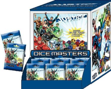 DC Dice Masters: Justice League 90 ct. Gravity Feed