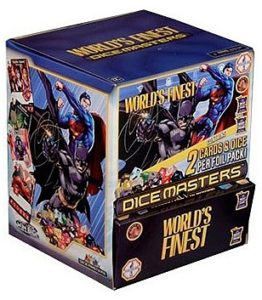 DC Comics Dice Masters: World's Finest Gravity Feed