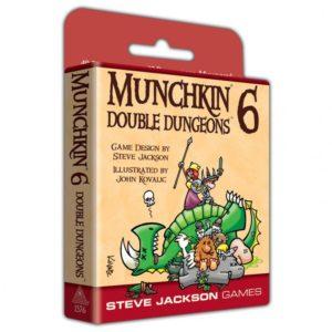 Munchkin: Double Dungeons