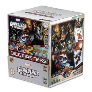 Marvel Dice Masters: Guardians of the Galaxy