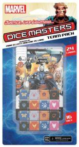 Marvel Dice Masters: Justice, Like Lightning... Team Pack