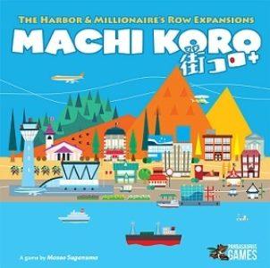 Machi Koro: The Harbor & Millionaire's Row Expansions