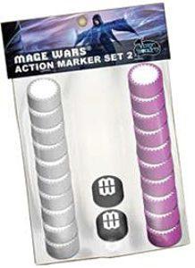 Mage Wars: Action Markers GYPU