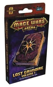 Mage Wars Arena – Lost Grimoire V1