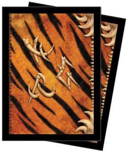 Mage Wars Tiger Stripes Sleeves
