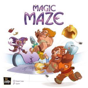Magic Maze (Second Edition)