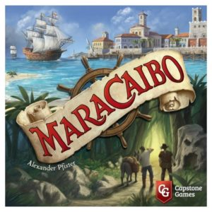Maracaibo - PREORDER (ORDER BY ITSELF ONLY - SEE FAQ)