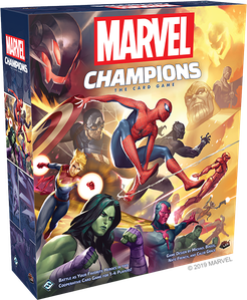 Marvel Champions: the Card Game - PREORDER (Order by itself ONLY - see FAQ)