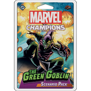 Marvel Champions: The Card Game: Green Goblin Scenario Pack
