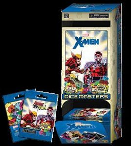 Marvel Dice Masters: The Uncanny X-Men 90 Count Gravity Feed Display