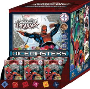 Marvel Dice Masters: The Amazing Spider-Man 90 Count Gravity Feed