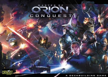 Master of Orion: Conquest Deck Building Game
