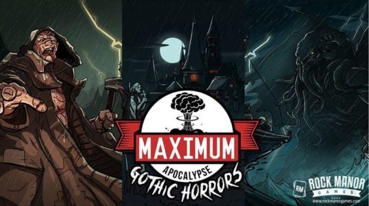 Maximum Apocalypse: Gothic Horrors