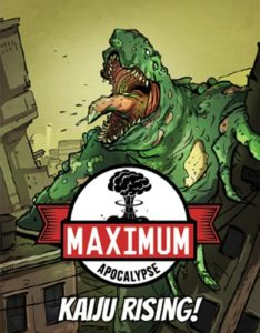 Maximum Apocalypse: Kaiju Rising