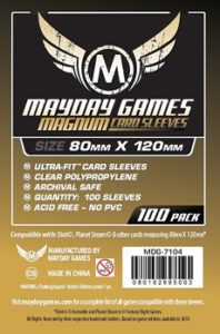 Magnum Gold Ultra-Fit Sleeves Dixit