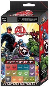Marvel Dice Masters: Avengers – Age of Ultron Starter Set