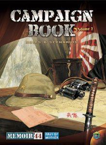Memoir '44 Campaign Book - Volume 2