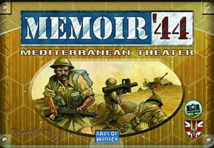 Memoir '44 - Mediterranean Theater
