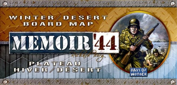 Memoir '44 Winter/Desert Maps