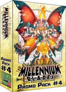 Millennium Blades: Final Bosses (Promo Pack #4)