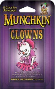 Munchkin Clowns
