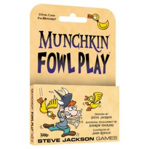 Munchkin: Fowl Play