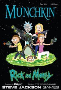 Munchkin: Rick & Morty