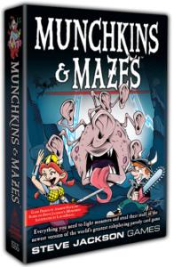 Munchkin: Munchkins & Mazes