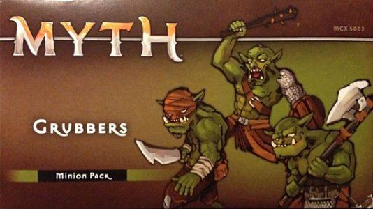 Myth: Grubbers Minion Pack
