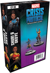 Marvel: Crisis Protocol – Shuri and Okoye Character Pack