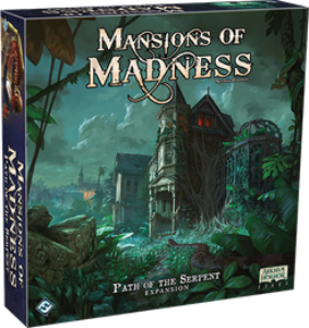 Mansions of Madness: Second Edition – Path of the Serpent - PREORDER (Order by itself ONLY - see FAQ)