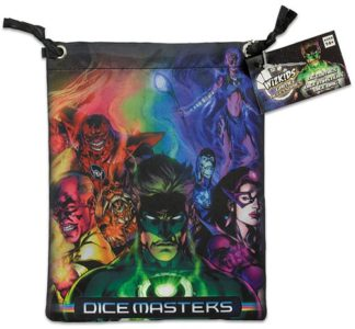 DC Dice Masters: War of Light Dice Bag