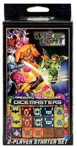 DC Dice Masters: War of Light Starter Set