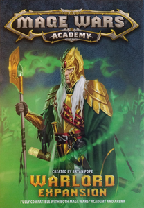 Mage Wars: Academy – Warlord Expansion