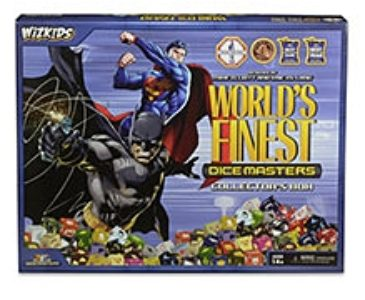 DC Comics Dice Masters: World's Finest Collectors Box