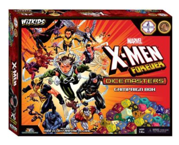 Marvel Dice Masters: X-Men Forever Campaign Box