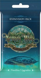 Nemo's War (Second Edition): Nautilus Upgrades Expansion Pack