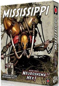 Neuroshima Hex 3.0 Mississippi