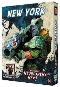 Neuroshima Hex 3.0: New York