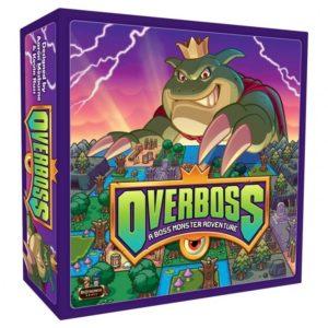 Overboss: A Boss Monster Adventure (split box not too bad)