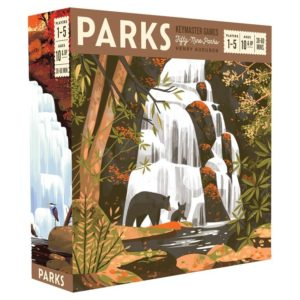 Parks - PREORDER (ORDER BY ITSELF ONLY - SEE FAQ)